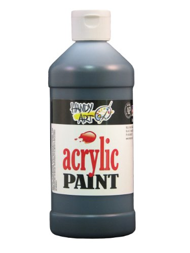 handy-art-by-rock-paint-101-100-student-acrylic-paint-1-mars-black-16-ounce