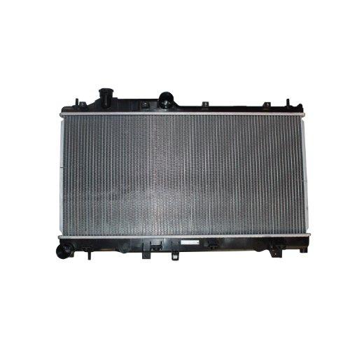 TYC 13258 Replacement Radiator for Subaru Impreza