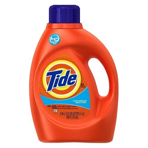 tide clean breeze liquid - 4