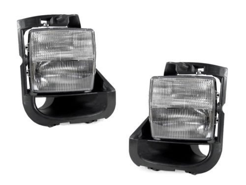 CPW (tm) 2003 2004 2005 2006-2007 CADILLAC CTS-V ALL CLEAR FOG + SIGNAL LIGHTS (V Models Only)