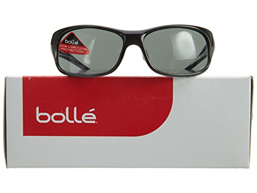 Bolle Kids Recoil Junior Sunglasses (Shiny Black-Gray Fade, - Recoil Bolle Sunglasses