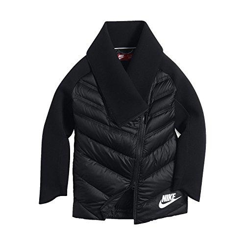 Price comparison product image NIKE Youth Girls Sportswear Tech Fleece Aeroloft Jacket (Large)