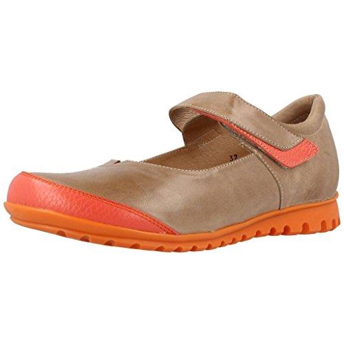 Naranja Naranja Modelo Zapatos Color Apert Mujer Piesanto Piesanto Marca Cordones Para Mujer De ZOxxXB1q