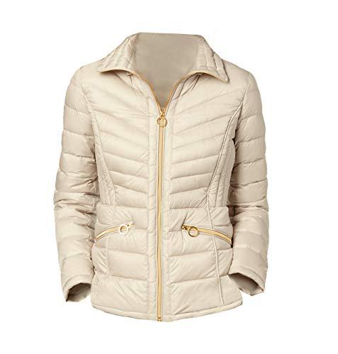 Kors Trench Michael - Michael Michael Kors Khaki Belted Trench Coat (XL)