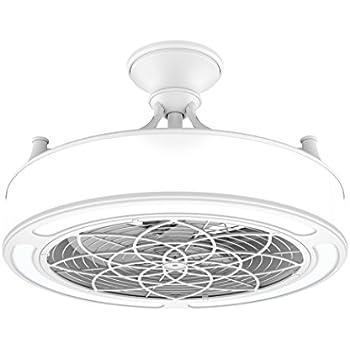 Anderson Cf0140 22 In Indoor Outdoor White Ceiling Fan