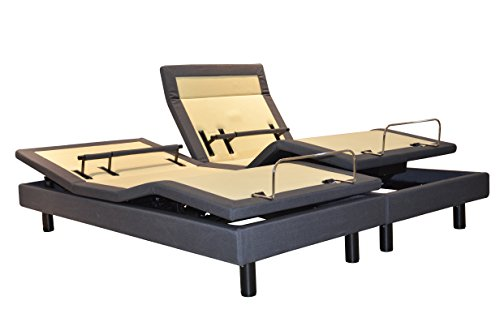 DynastyMattress New! DM9000s -Top of The Line Adjustable Bed