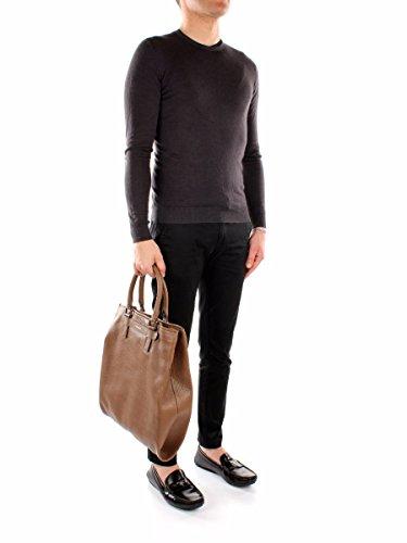 Dolce&Gabbana - Bolso de asas para mujer marrón marrón marrón