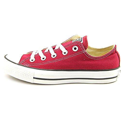 Converse Chuck Tailor All Star Zapatillas de lona, Unisex Granate