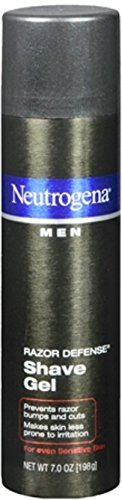 Price comparison product image Neutrogena Men Razor Defense Sensitive Skin Shave Gel