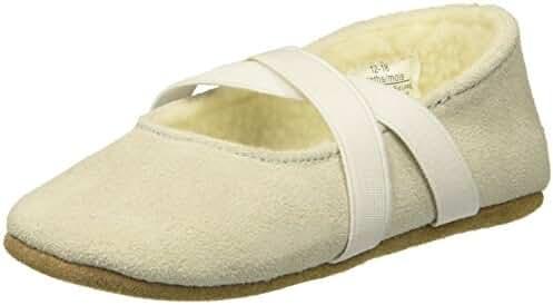 Robeez Girls' Chloe Cozy Shoe - First Kicks