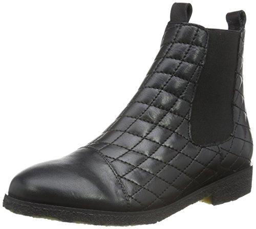 Femme Sofie Noir Boot Noir Classic Bottes Schnoor Quilt Classiques YwrYAS
