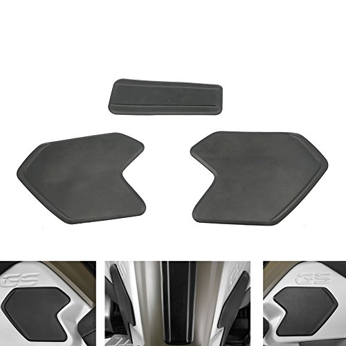 Alpha Rider Motorcycle Gas Tank Pad Set Tank Traction Side Pad Knee Grip Protector for BMW R1200 GS LC Adv 2014 - 2017 , R 1200 GS Adventure