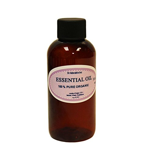 Peru Balsam (Resin) Essential Oil 100% Pure Organic 4.4 Oz/140 Ml