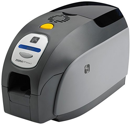 Zebra Technologies Z31-00000200US00 ZXP Series 3 Card Printer, Single-Sided by Zebra Technologies