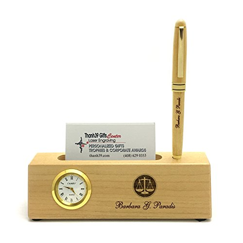Personalized card holders for Lawyers