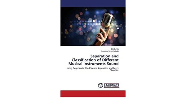 Separation and Classification of Different Musical