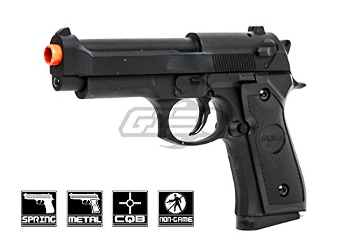 CYMA P818 M9 Metal Spring Pistol