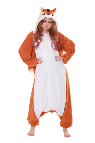 Chipmunk Kigurumi - Adult