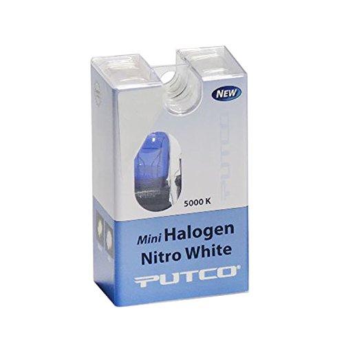 (Putco 211156B Mini-Halogen Bulb - Nitro White - 1156 (Pair))