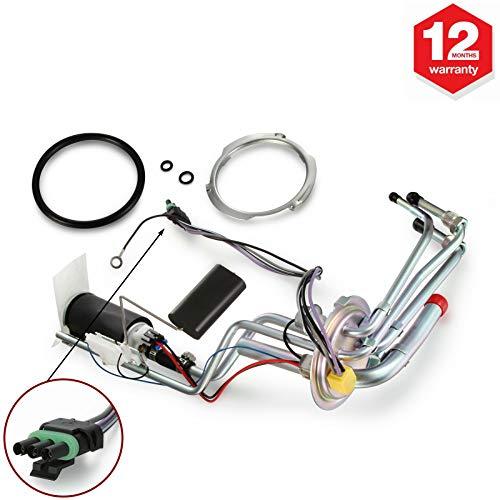 Fuel Pump Module Assembly W/Sending Unit E3621S SP01A1H Fits 1988-1995 Chevrolet GMC C/K 1500 2500 3500 V8 7.4L 5.0L 5.7L V6 4.3L