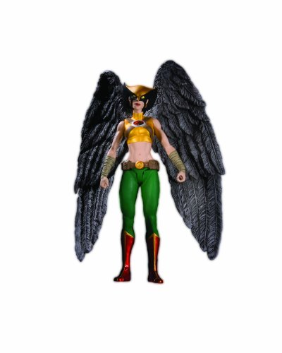 DC Direct Brightest Day Series 1: Hawkgirl Action Figure