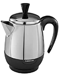 Farberware Percolator 4 Cup Stainless Steel 1000 W