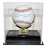 Rod Carew Autographed Signed Minnesota Twins Official Major League Baseball HOF 91 JSA With Deluxe Baseball Display Case