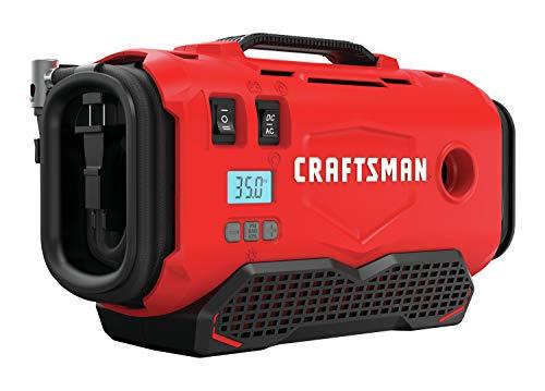 CRAFTSMAN V20 Inflator, Tool Only (CMCE520B) (Craftsman Air Inflator)
