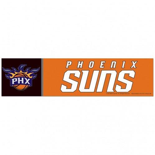 Wincraft NBA Phoenix Suns WCR13320533 Bumper Strip 3 x 12