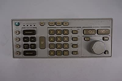Keysight Agilent 08662-60169 Front Keyboard Assembly 8662A