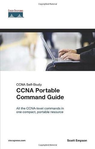 ccna portable command guide scott empson 9781587201585 amazon com rh amazon com ccna portable command guide 4th edition ccna portable command guide 4th edition pdf