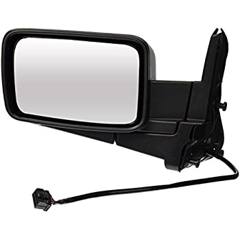 Jeep Commander Driver Side Mirror Replacement - Heated
