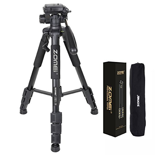 ZoMei Z666 Professional Portable Tripod for Camera and Video