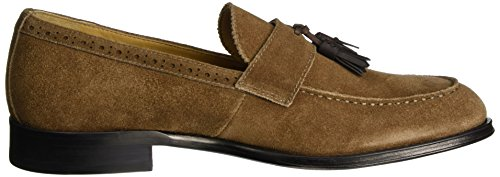 Aldo Grisello, Mocassini Uomo Marrone (21 Brown Suede)