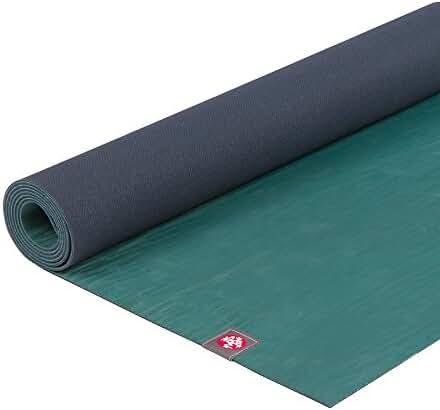 Manduka eKO Yoga and Pilates Mat, Sage, 5mm, 71
