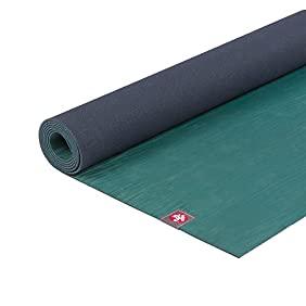 Manduka eKO Yoga and Pilates Mat, Sage, 5mm, 71