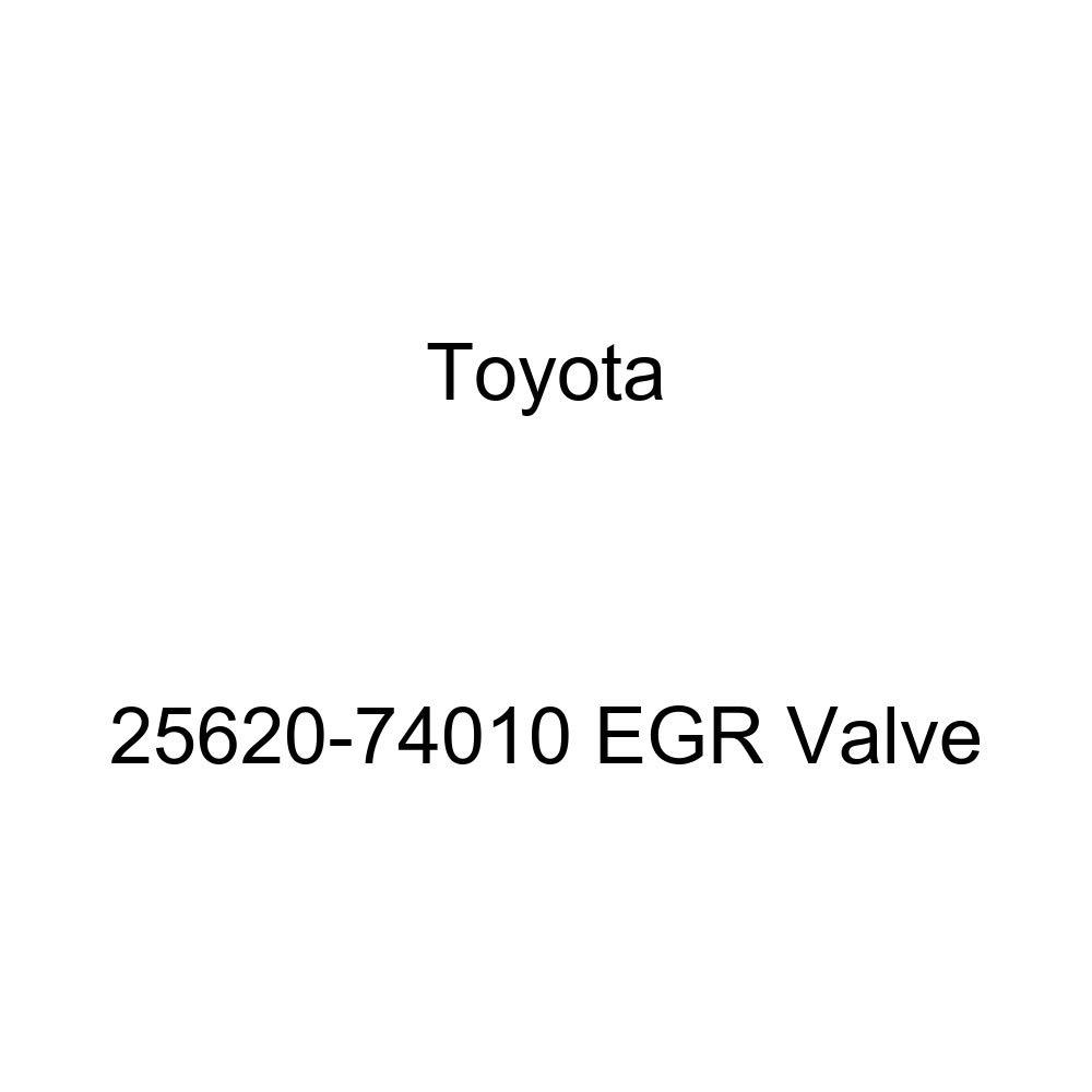 Toyota 25620-74010 EGR Valve