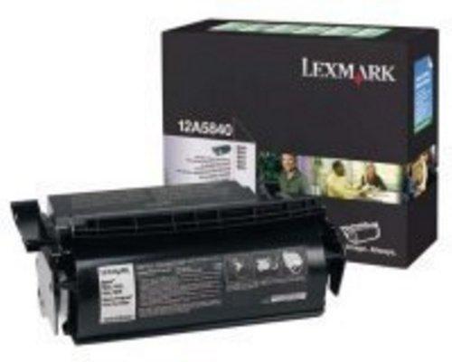 Lexmark Optra T610 Print - Optra T610/612/614/616 PrintCtg; 10K Yield; Prebate Ctg by Lexmark