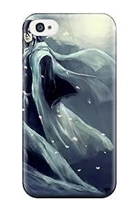 New Top Arrival Bleachs Ichigo Bankai For Iphone 4/4s Case Cover