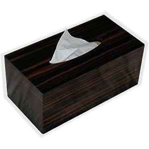 Amazon Com The Tissue Box Cover Store Wooden Tissue Box