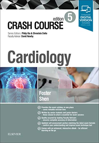 Crash Course Cardiology - http://medicalbooks.filipinodoctors.org
