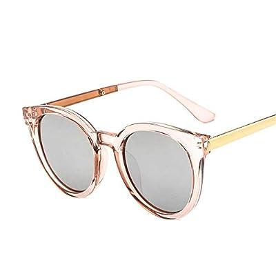 FeliciaJuan Adult Glasses Retro Polarized UV Protection 400 Men's and Women's Sunglasses Driving Fishing Golf Outdoor Travel Protection Sunglasses