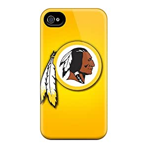 Best Cell-phone Hard Cover For Iphone 6plus (LBn8225XEvo) Support Personal Customs High-definition Washington Redskins Series