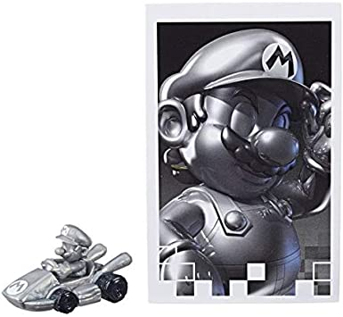 Mario Kart Monopoly Gamer Power Pack - Silver Mario: Amazon.es: Juguetes y juegos