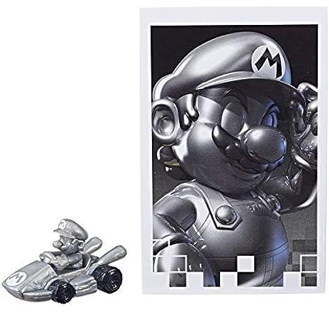 Mario Kart Monopoly Gamer Power Pack - Silver Mario: Amazon.es: Juguetes y juegos