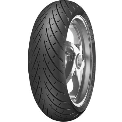 Metzeler Roadtec 01 Rear Tire 170/60ZR-17 (72W) for Kawasaki Vulcan Mean Streak VN1600 2004-2008