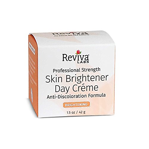Price comparison product image Reviva Labs Skin Lightener for Day Fade Cream, 1.5 Ounce