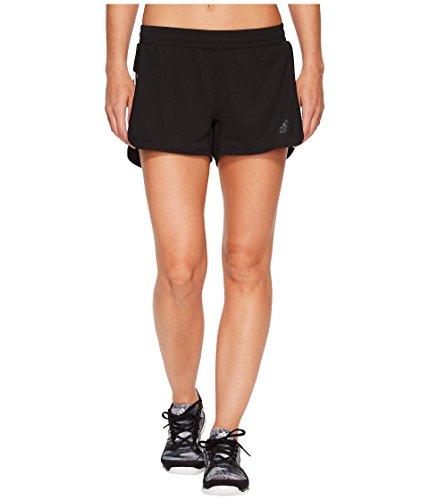 純粋な預言者キリン(アディダス) adidas レディースショーツ?短パン Ultimate Knit Shorts Black/White S