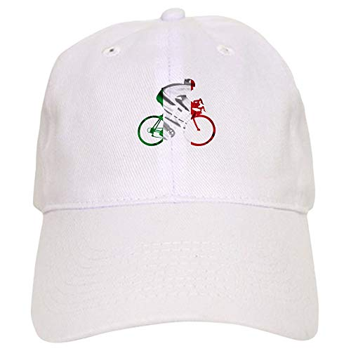 CafePress Giro D italia Baseball Cap with Adjustable Closure 265df40cbee7