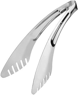 trusber pinzas para servir, pinzas de cocina de acero inoxidable ...